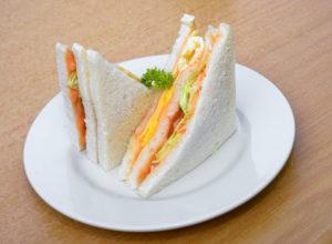 BisaNgopi-TripleDeckerSandwich